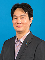 picture of Dr Raymond Choo